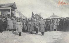 City Korocha Kursk province. Autumn 1914. Now Korocha, Belgorod region, Russian Federation.