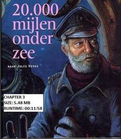Chapter 3 Dutch Language Audiobook 20.000 Mijlen onder Zee by Jules Verne