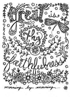 Bible Coloring Book for Adults Inspirational Hymn Spirations Adult Coloring Book Bible Verse Coloring Page, Coloring Book Art, Colouring Pages, Coloring For Kids, Adult Coloring Pages, Coloring Sheets, Free Printable Coloring Pages, Free Printables, To Color