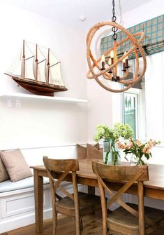 Sea worthy rope lamps with a nautical vibe. Rope Table Lamps, Rope Chandeliers, Rope Floor Lamps, and Ceiling Lamps. Featured on Completely Coastal. Rustic Rope Lighting with a Nod to Nautical. Coastal Style, Coastal Decor, Coastal Living, Coastal Light Fixtures, Rope Lamp, Home Decor Near Me, Shabby Chic Lamps, Interior Design Advice, Nautical Home