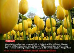 Netherlands. Via T+L (www.travelandleisure.com).