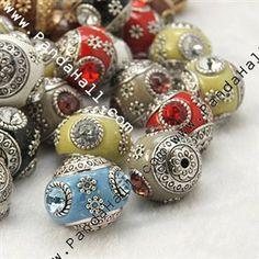 Handmade Indonesia Beads CLAY-G002-1
