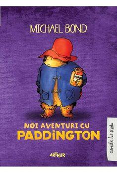 Noi aventuri cu Paddington Books To Read, My Books, Roald Dahl, Ursula, Coloring Sheets, Winnie The Pooh, Childrens Books, Bond, Disney Characters