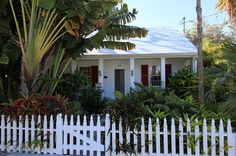 Share on Google+ Tennessee Williams Home on Key West