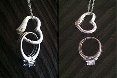 Wedding ring holder (useful!)