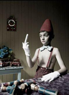 Give the finger - Doigt d'honneur christophe gilbert
