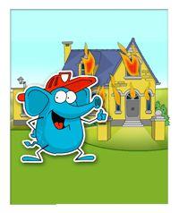 Zoek waar het brandgevaar schuilt in huis en maak het brandveilig.
