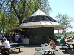 Hyde Park: Speaker's Corner