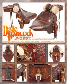 Saddle Seat by Dale Hancock Upholstery Motorcycle Images, Motorcycle Helmets, Vintage Indian Motorcycles, Honda