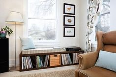 Store your Records Decorative - Top 58 Most Creative Home-Organizing Ideas and DIY Projects