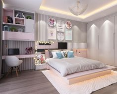 Bedroom ideas #habitacionadolescentes
