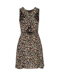 Dalvina Ditsy Print Dress