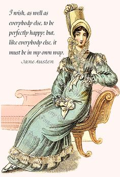 on being happy.....