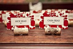 Wedding Seating Arrangement: Ideas On Place Card Holders And Seating Cards