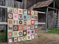 great quilt & photography!