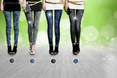 Jeggings - 8 Styles!