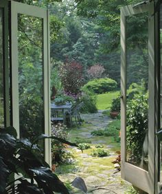 I would love this view out my door