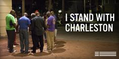 We send our thoughts and prayers to the Charleston and AME communities today. #CharlestonShooting