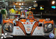 Gulf Racing Colors @ 2012 24 hours of LeMans PHOTO FRANCOIS NAVARRO