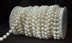 10 mm Large Ivory Pearls Faux Crystal Beads by the Roll BalsaCircle,http://www.amazon.com/dp/B0019XHWIK/ref=cm_sw_r_pi_dp_lvB-sb18E49C9BB9