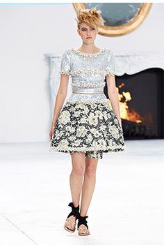 Défilé Automne-Hiver 2015: Chanel Haute Couture | Clin d'oeil