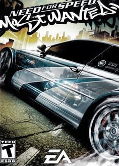 Games Wallpapers - Need For Speed Most Wanted poster - Wallpaper World Nfs Need For Speed, Need For Speed Games, Need For Speed Carbon, Donnie Yen Movie, Street Racing Cars, Car Hd, Tuner Cars, Car Illustration, Xbox Games