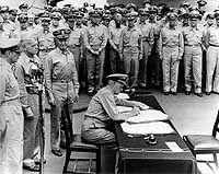 japan's surrender