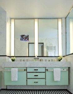 Jacques Grange Mark Hotel - DOUBLE MIRROR