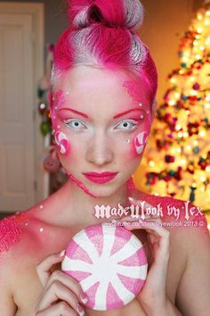 Peppermint Princess- MadeULook by Lex| Be inspirational ❥|Mz. Manerz: Being well dressed is a beautiful form of confidence, happiness politeness