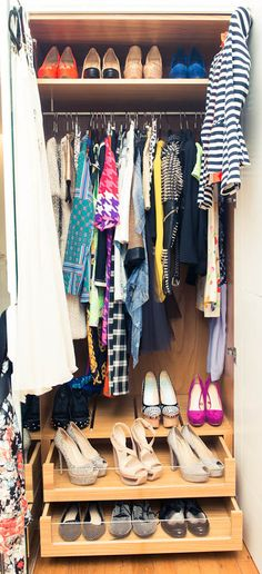 small closet solutions