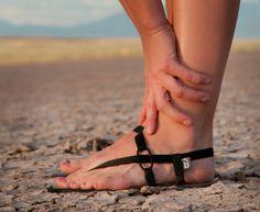 Custom Wokova Feather Sandal