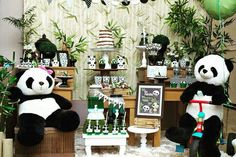 Panda birth day
