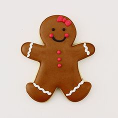 Ann Clark's popular Gingerbread Man Cookie Cutter measures 3 and can be used to cut cookie dough, fondant, fruit, filled with treats or used in crafts. Gingerbread Crafts, Gingerbread Decorations, Christmas Gingerbread, Gingerbread Men, Santa Cookies, Christmas Sugar Cookies, Owl Cookies, Gingerbread Man Cookie Cutter, Gingerbread Cookies