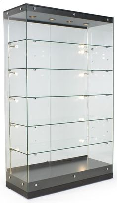 A display case presents the inner-self of the creator. With a look at the display case, you can know the person inside. There are DIY display case ideas. Trophy Display Case, Regal Display, Award Display, Glass Display Case, Display Cases, Lego Display Case, Trophy Shelf, Display Wall, Toy Display