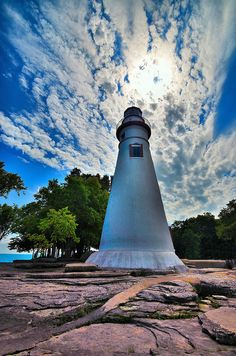 ohio, light house in marblehead, been there :-)