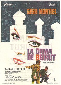 1965 - La dama de Beirut