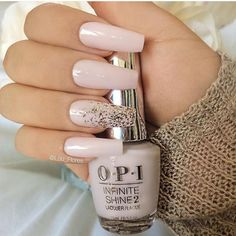 """Sherrieblossom ICEbOX™ on Instagram: """"I'm a nudie kinda girl by @opi_products color: patience pays off """""""