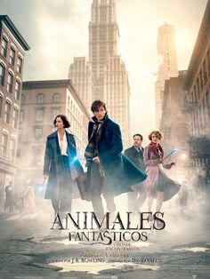 Una película dirigida por David Yates con Eddie Redmayne, Katherine Waterston, Dan Fogler, Colin Farrell. Después de ser expulsado de Hogwarts, el magizoólogo Newt Scamander decide encontrar aquellos animales fantásticos que se ocultan a lo largo y ancho d...