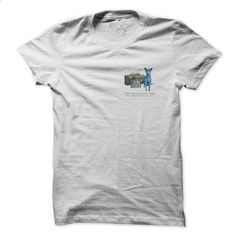The Traveling Dog - Laly Blue - design your own shirt #Tshirt #clothing