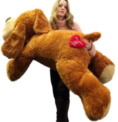 21 Best Super Size Me Images Giant Stuffed Teddy Bear Adorable