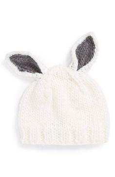 Blueberry Hill  Bunny  Knit Hat (Baby)  e68ec801c825