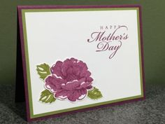 Stampin-Up-handmade-card-Happy-Mothers-Day