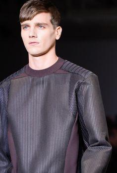 Calvin Klein Collection. Milan #mens #fashion #details