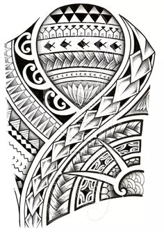 Polynesian tattoo designs at their best