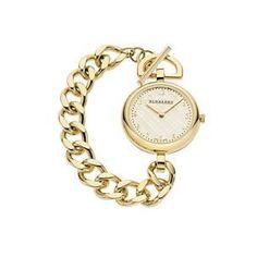 New BURBERRY Waterloo GOLD Bracelet CHAIN Watch BU5304 - eBay (item 390069652318 end time Jan-11-10 16:30:42 PST)