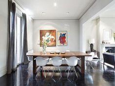 white sofa against cream walls - Google Search