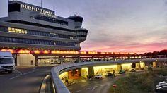 Berlin-Tegel Airport Otto Lilienthal (TXL) w Berlin
