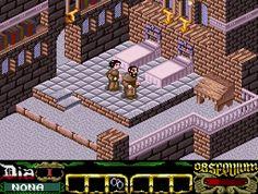 La Abadía del Crimen, el mejor juego de rol de todos los tiempos!! Viva el Amstrad cpc464