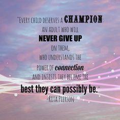 Rita Pierson Every child deserves a champion