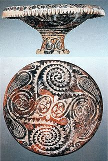 KATILU aiarako keramika-ceramica de ayala-aiara ceramics: CERAMICA MINOICA - MINOAN CERAMIC
